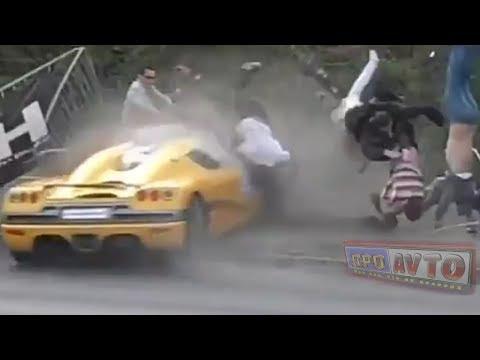 Жесткие аварии и ДТП 2017 №19