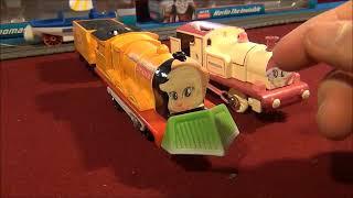 29th Video of 2019: 5 Custom Trackmaster Thomas Trains 6