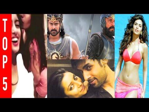 Pratyusha Banerjee Pregnant ? | Priyanka Chopra Tried Suicide | Navya Nanda Bathroom Selfie | Top 5