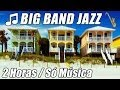 Download BIG BAND 40s Swing Piano Jazz instrumental Musicas Playlist 2 horas clipe relax lounge canções MP3 song and Music Video