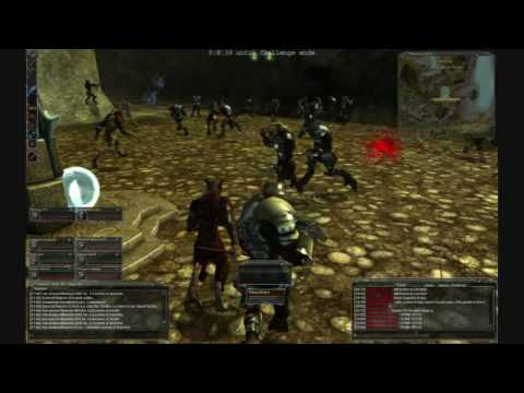 Darkfall Online - TheMercs PvP Beta