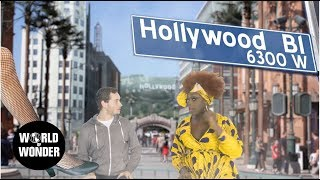 Hollywood: BOBBIN' AROUND with Bob the Drag Queen and Luis!