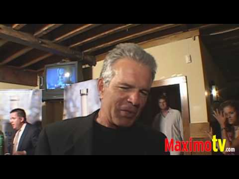Tony Denison (THE CLOSER) at Spike TV's