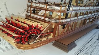 KING OF MISSISSIPPI by Artesania Latina-wooden model ship Build Log
