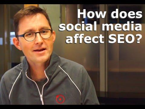 How Does Social Media Affect SEO?