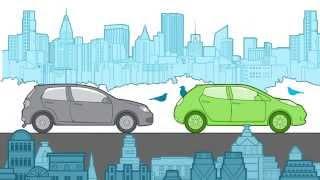 Electric Cars & Global Warming Emissions