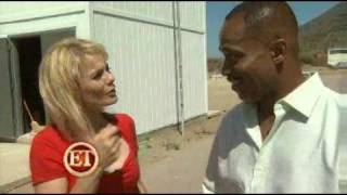 NCIS 2008 Interview Rocky Carroll and Liza Lapira! By ET