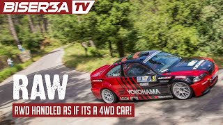 BMW Madness - Paul Kossaifi winner RWD Arsoun Hill Climb 2016