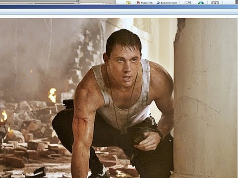 WHITE HOUSE DOWN (Channing Tatum, Jamie Foxx) | Trailer & Filmclips german deutsch [HD]