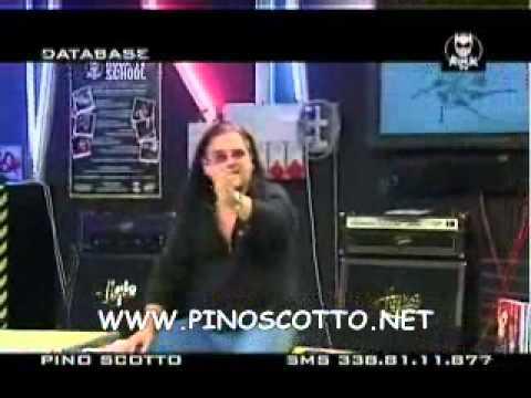 Pino Scotto su Melissa Satta ed Elisabetta Canalis