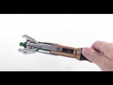 Review of Doctor Who 11th Doctor's SONIC SCREWDRIVER