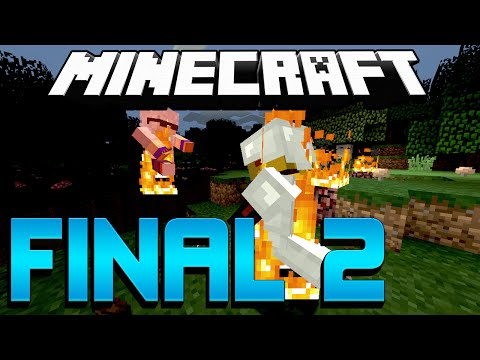 Minecraft Final 2   Cookiedough777 is a failure   Hunger Games + Wool Wars