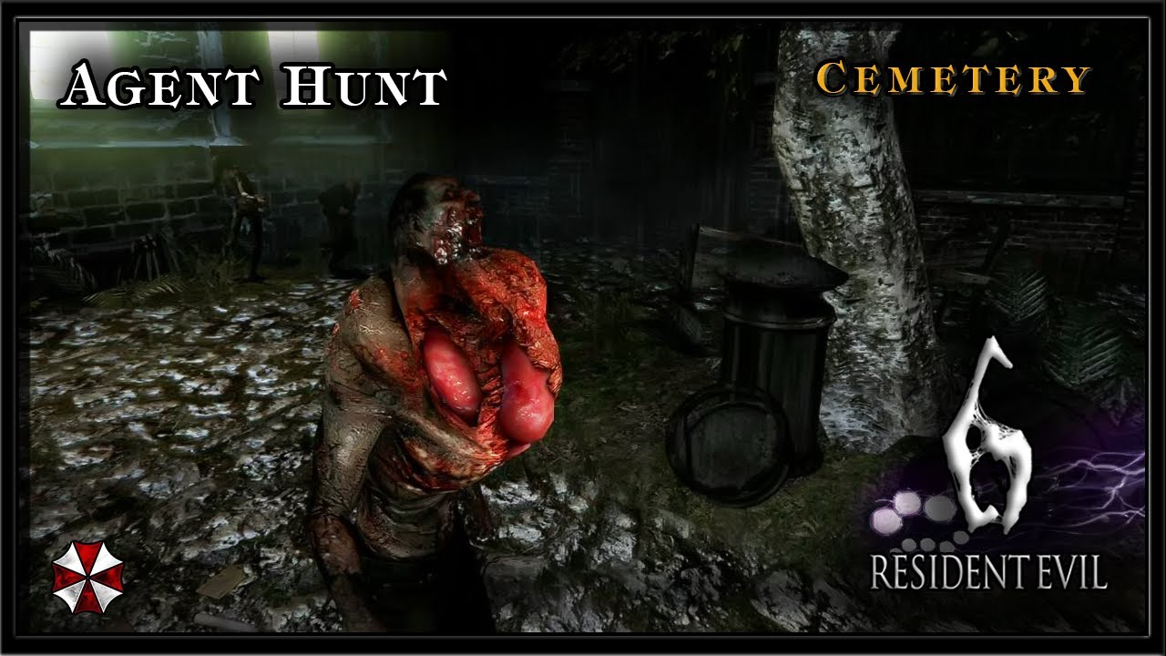 Agent Hunt Gameplay Gameplay Agent Hunt Mode