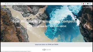 SOAR Worldwide photography competition and Community double rewards