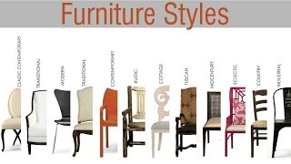 (2.02 MB) What are the Different Types of Furniture Styles Mp3