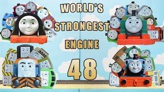 MEGA World's Strongest Engine 48: 32 engines 1 Winner