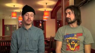 INTERVIEW WITH TRUCKFIGHTERS BY ROCKNLIVE PROD