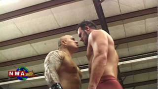 Mikael Judas vs Kimo - 4-24-10 - NWA in Charlotte (Part 1)