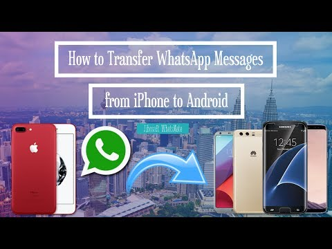 Best Three Ways to Transfer WhatsApp from Android to