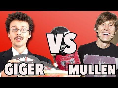 Mullen VS Giger Flip
