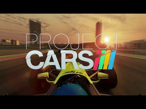 Project CARS: Formula B - Dubai Autodrome GP Race (60FPS)