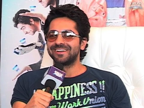 Ayushmann Khurrana On Vicky Donor!