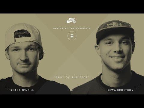 BATB X | Shane O'neill vs Sewa Kroetkov - Finals Night