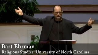 Video: After his resurrection, Jesus became a God, like Romulus, Moses etc. - Bart Ehrman