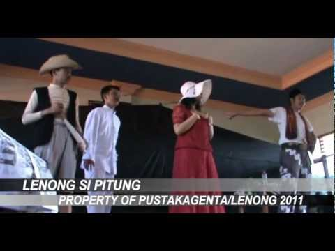 Genta - Lenong Si Pitung Exclusive Clip video