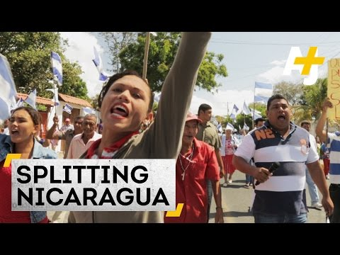 Nicaragua's Enormous Canal Will Split The Country In Two