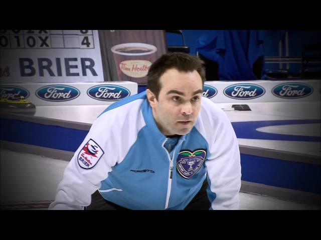 You Gotta Be There for the 2012 Tim Hortons Brier