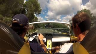 Renault Sport Spider - Rally CHRONODRIVER 2013 - SANT FELIU DE CODINES HILLCLIMB REVIVAL