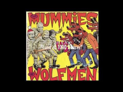 PDX Hot Wax - The Mummies vs The Wolfmen part 1