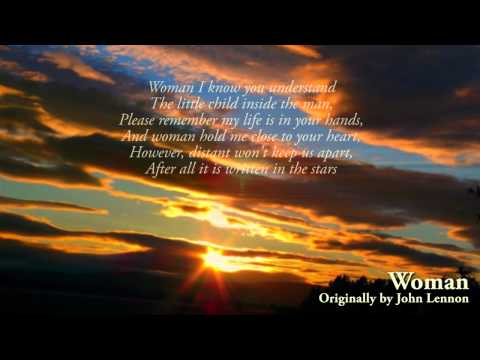 John Lennon - Women (with lyrics) (1980) [HIGH QUALITY COVER VERSION]