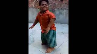 funny small men dance in india full of comedy by share&chat