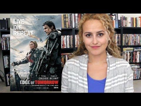 Edge of Tomorrow (2014) Movie Review   Drop or Die