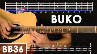 Buko - Jireh Lim Guitar Tutorial (includes intro lead and rhythm)