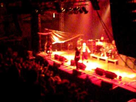 Exodus @ Trash Fest 2010 - Turbinenhalle - Sa. 27.11.2010