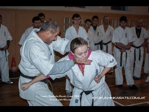 Winter School Kyokushin Karate (Ukraine) Зимняя Школа Киокушин Карате Image 1