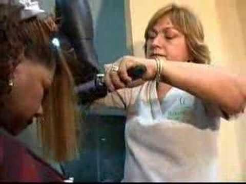 Keratina para el alisado del cabello