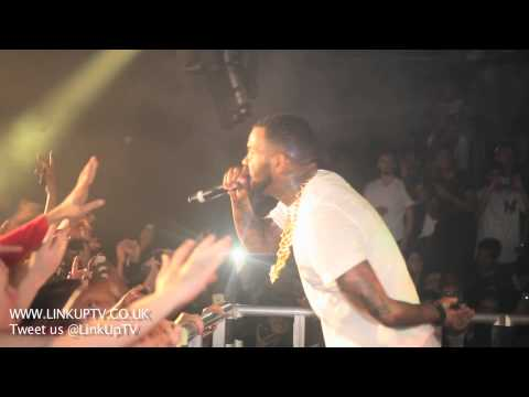 The Game Live in London 2014 | Ali Bomaye, How We Do, Dreams + MORE | Link Up TV