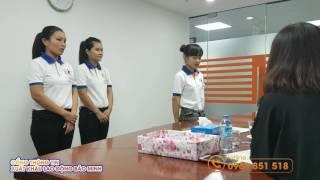 Xuất khẩu lao động Đài Loan: Thi tuyển đơn hàng thực phẩm