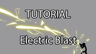 [Flash Tutorial] Electric Blast