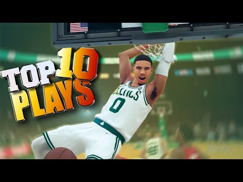 NBA 2K18 TOP 10 PLAYS Of The Week! James Harden & LeBron James Thoughts
