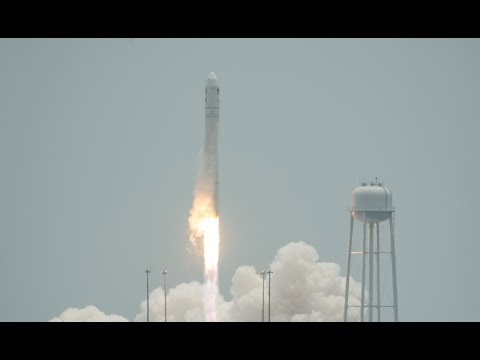 Orbital Sciences Corporation's Antares rocket and Cygnus cargo craft launched from Wallops Flight Facility on the Orbital-2 mission -- the company's second operational resupply mission to the...