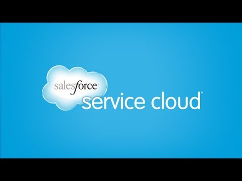 Service Cloud Overview & Demo