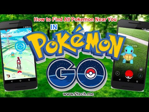 How to Find All Pokemon Near You in Pokemon Go