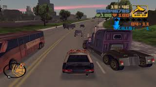 Grand Theft Auto III 100% Playthrough W/Commentary P. 21
