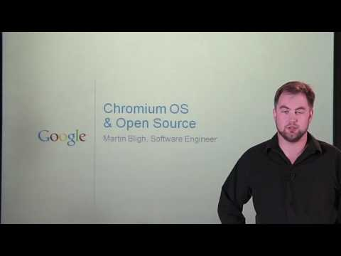 Chromium OS & Open Source