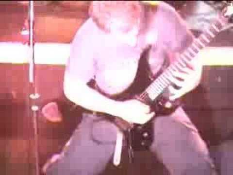 Necrophagist - Foul Body Autopsy (Live)